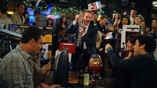 How I Met Your Mother 06x12 : False Positive- Seriesaddict